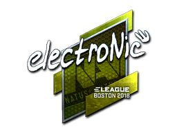 electronic | Boston 2018