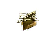 Skin Sticker | EliGE (Gold) | Boston 2018