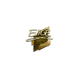 Sticker | EliGE (Gold) | Boston 2018