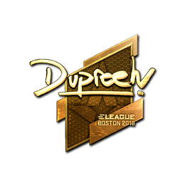 dupreeh (Gold) | Boston 2018