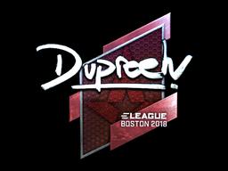 dupreeh | Boston 2018