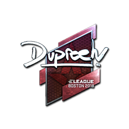 dupreeh (Foil) | Boston 2018