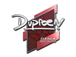 Sticker | dupreeh | Boston 2018