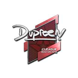 dupreeh | Boston 2018