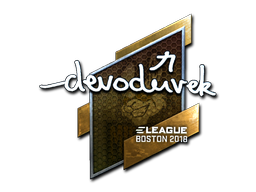 devoduvek | Boston 2018