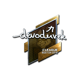 devoduvek (Foil) | Boston 2018