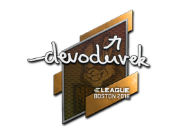 devoduvek | Boston 2018