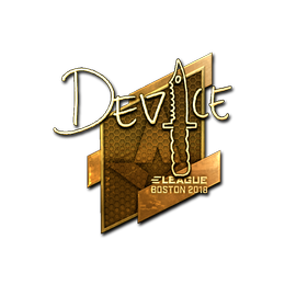 device (Gold) | Boston 2018