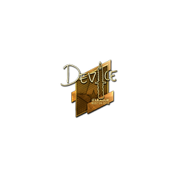 Sticker | device (Gold) | Boston 2018