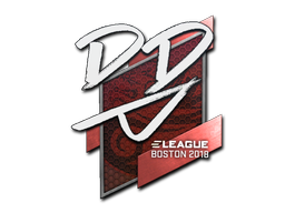 DD | Boston 2018
