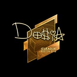 Dosia (Gold) | Boston 2018