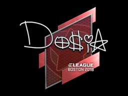 Dosia | Boston 2018