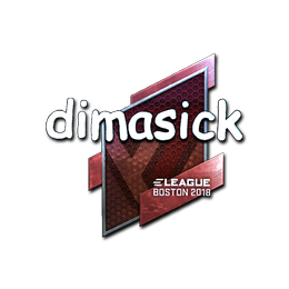 dimasick (Foil) | Boston 2018