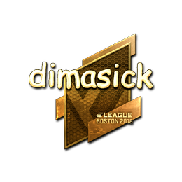 dimasick (Gold) | Boston 2018