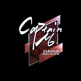 captainMo (Foil) | Boston 2018