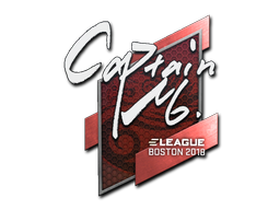 captainMo | Boston 2018
