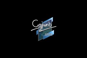 Sticker Cajunb Boston 2018