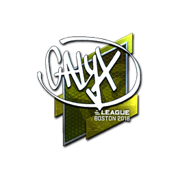 Calyx (Foil) | Boston 2018