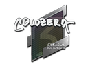 Sticker | coldzera | Boston 2018