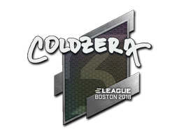 Sticker | coldzera | Boston 2018