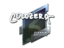 coldzera | Boston 2018