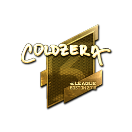 coldzera (Gold) | Boston 2018