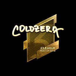 coldzera (Gold) | Boston 2018