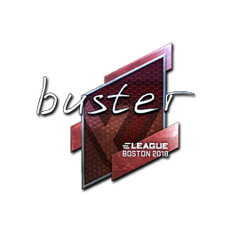buster (Foil) | Boston 2018