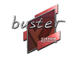 buster | Boston 2018