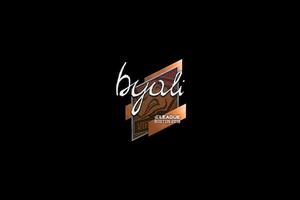 Sticker Byali Boston 2018