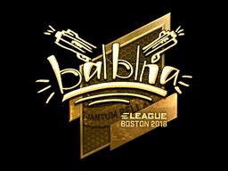 balblna | Boston 2018