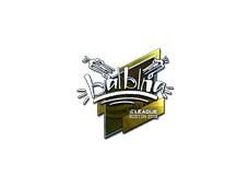 Skin Sticker | balblna (Foil) | Boston 2018