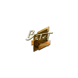 Sticker | BnTeT (Gold) | Boston 2018