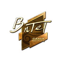 BnTeT (Gold) | Boston 2018