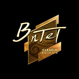 BnTeT (Gold) | Boston 2018