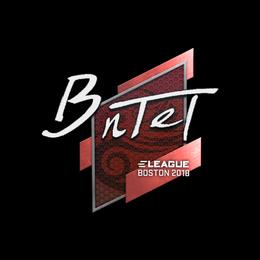 BnTeT | Boston 2018