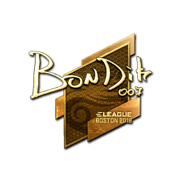 bondik (Gold) | Boston 2018