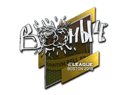Sticker | Boombl4 | Boston 2018