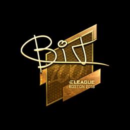 BIT (Gold) | Boston 2018