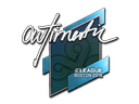 Sticker | autimatic | Boston 2018
