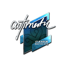autimatic (Foil) | Boston 2018
