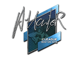 Sticker | Attacker | Boston 2018