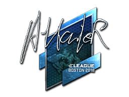Attacker | Boston 2018