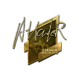 Attacker (Gold) | Boston 2018