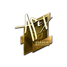 apEX (Gold) | Boston 2018