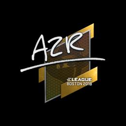 AZR | Boston 2018