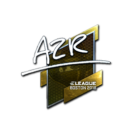 AZR (Foil) | Boston 2018