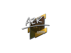 Skin Sticker | AZR | Boston 2018