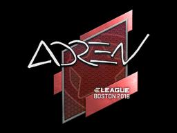 AdreN | Boston 2018