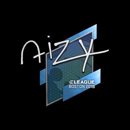 aizy | Boston 2018